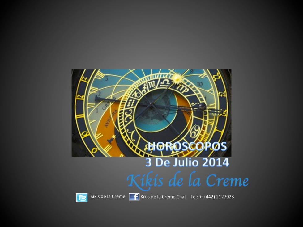 Titel  3 Julio 2014
