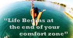 Get out of your comfort zone …todays numerology