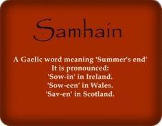 Samhain explain