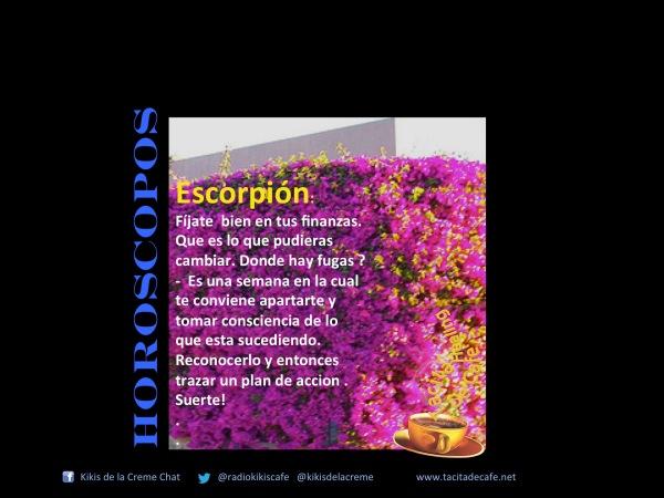 Escorpion 27