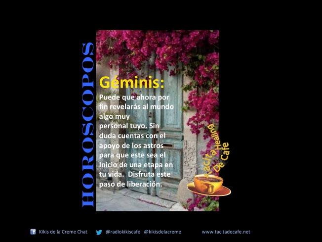 Geminis 23 a