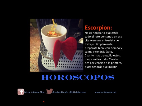 Escorpion 28