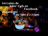 Lunes de Kikis Cafe 1