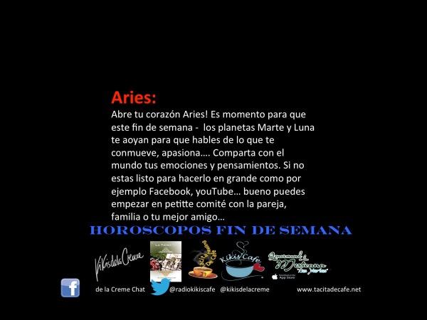 Aries Finde 27