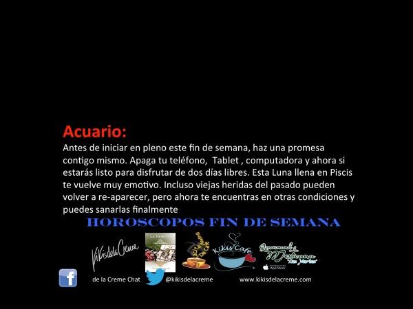 Acuario Finde 29